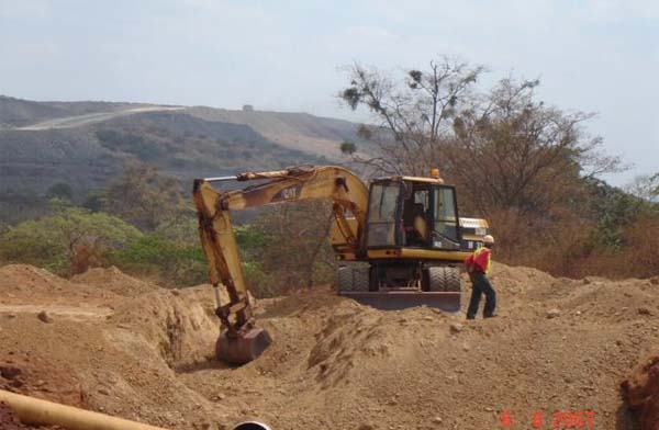 Trenching and Pipelines